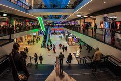 Die neue Centrum-Galerie