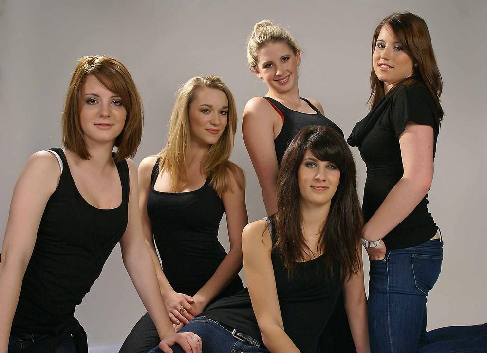 die neue Generation Bond-Girls (4)