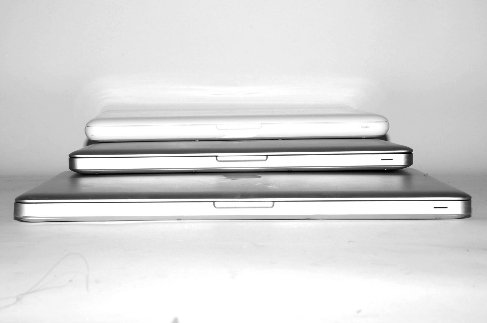 die neue macbook familie