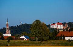 Die neue Skyline von Landshut......