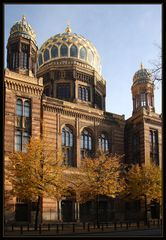 Die neue Synagoge - eine fotografische Herausforderung