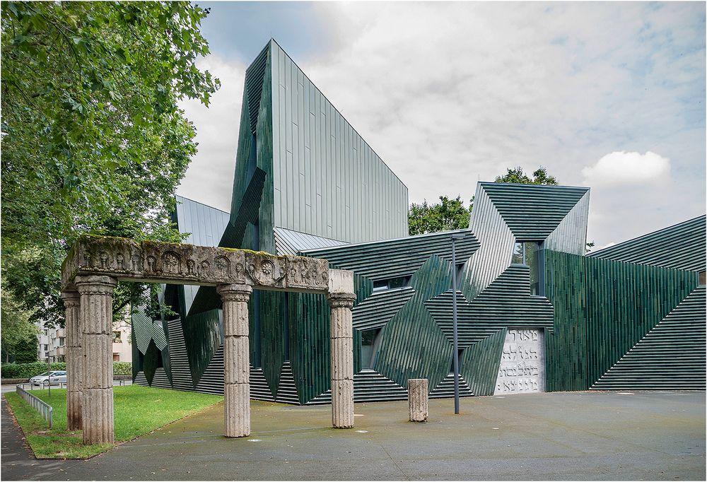 Die Neue Synagoge Mainz