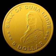 die neue Währung für eine schöne Frau