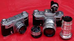 Leica Cl Entfernungsmesser Justieren : Messucher vs slr fotografie forum seite 4
