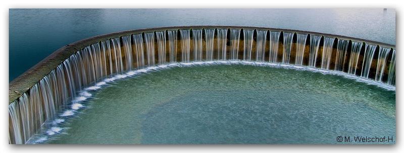 Die Niagarafälle von Sande........