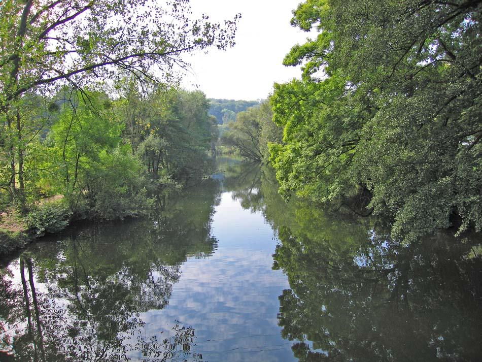Die Nied bei Siersburg