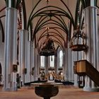 ...die Nikolai - Kirche in Berlin