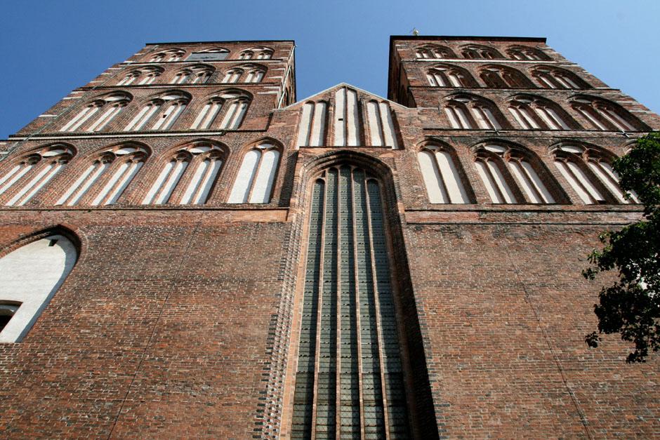 Die Nikolaikirche in Stralsund