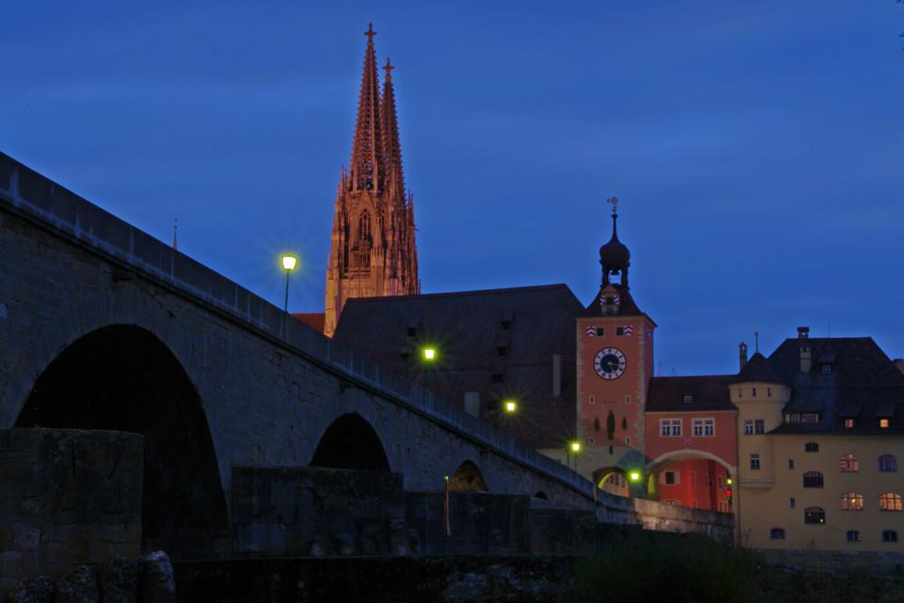 Nördlichste Stadt Bayerns