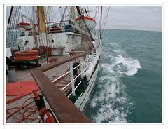Die Nordsee..
