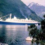 Die Norway, ex-France in Geiranger (2)
