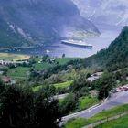Die Norway, ex-France in Geiranger (3)