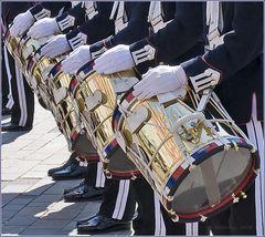 Die Norwegische Garde ...