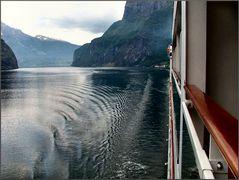 Die norwegischen Fjorde