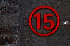 Die Nummer 15....