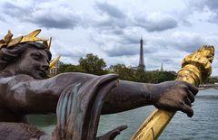 Die Nymphe der Seine