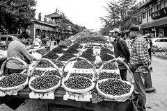 die Obsthändler