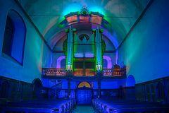 Die Orgel der Kapuzinerkirche in Koblenz-Ehrenbreitstein (2)