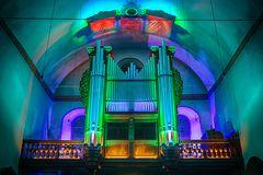 Die Orgel der Kapuzinerkirche in Koblenz-Ehrenbreitstein (4)