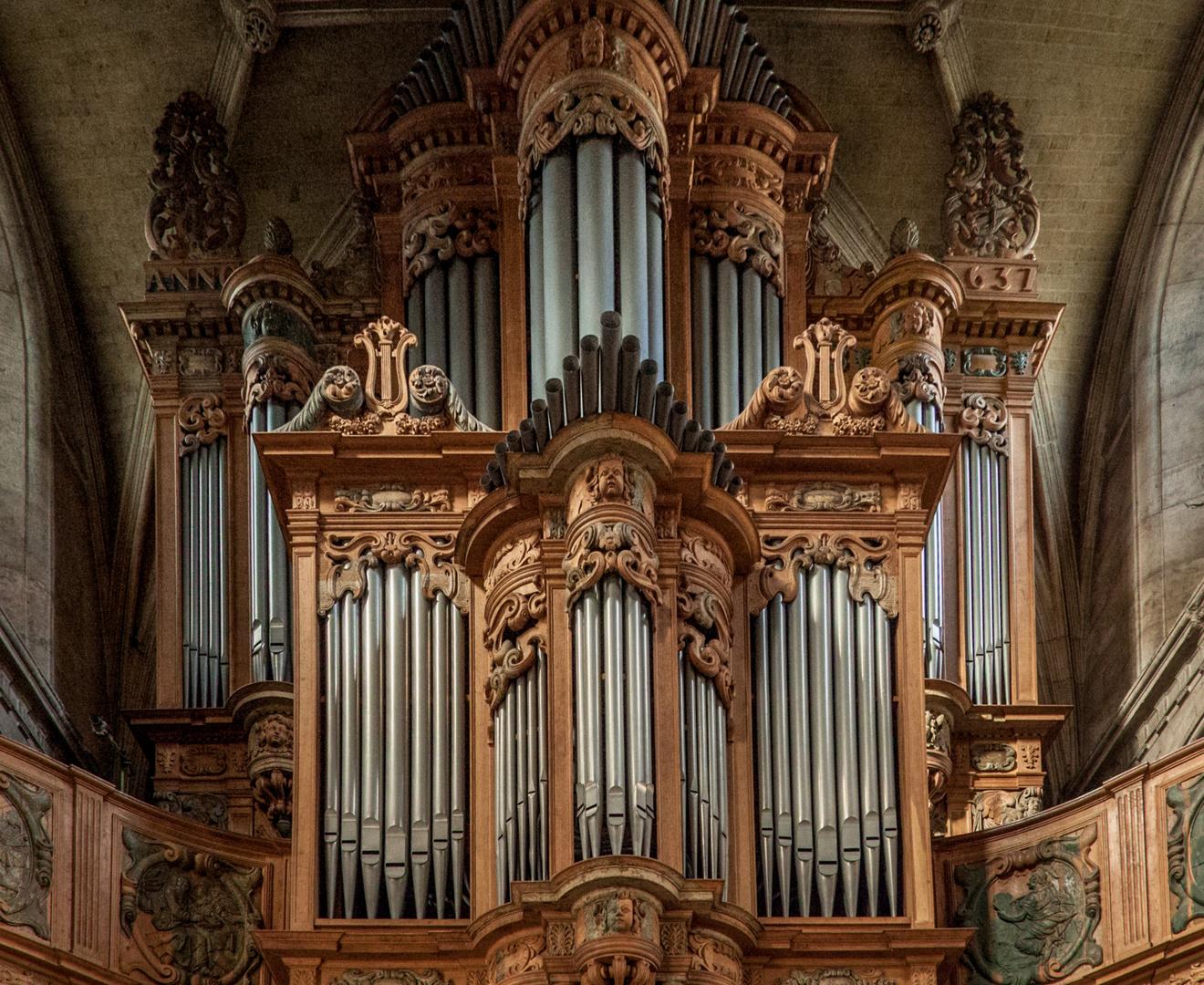 Notre Dame Orgel