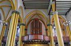 DIE ORGEL DER  ST. LAURENTIUS KIRCHE