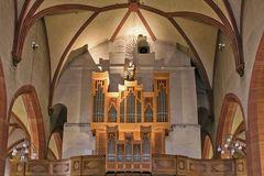 Die Orgel der Stiftskirche in Baden-Baden