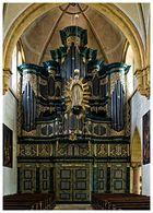 Die Orgel ...