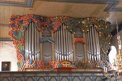 Die Orgel von St. Severin