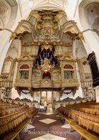 Die Orgel zu St. Marien in Rostock (Heinrich Glowatz Orgel)