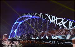 Die Osthafenbrücke II