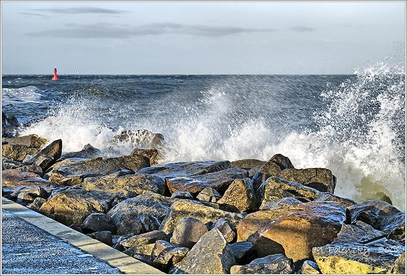 Die Ostsee atmet
