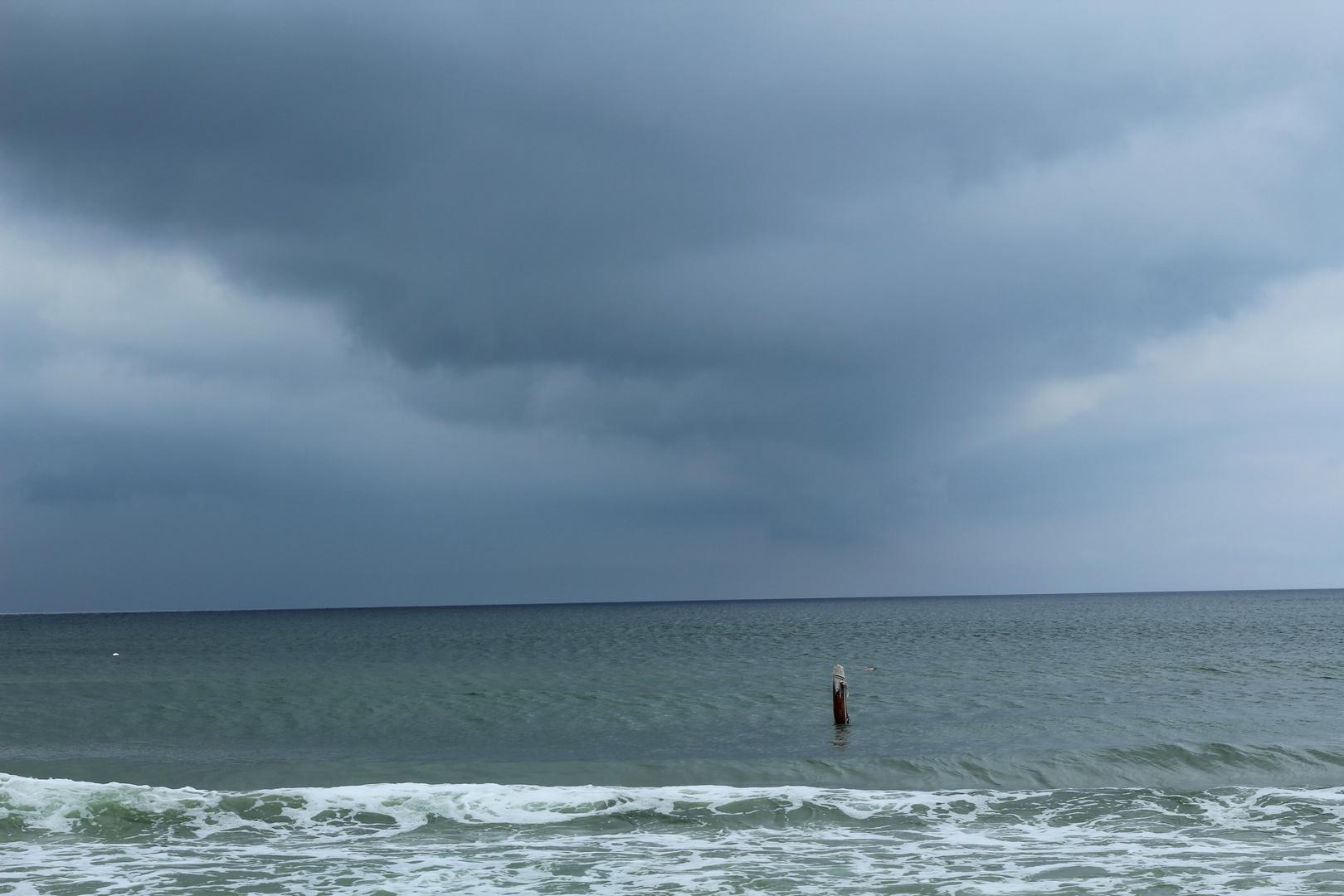Die Ostsee in Baabe