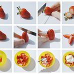 Die Passion der Erdbeeren