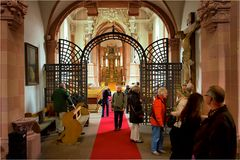Die Paulus Kirche in Worms 2