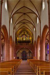 Die Paulus Kirche in Worms