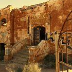 Die Pension Coyote im Fort El Condor