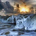 ...die perfekte Welle...