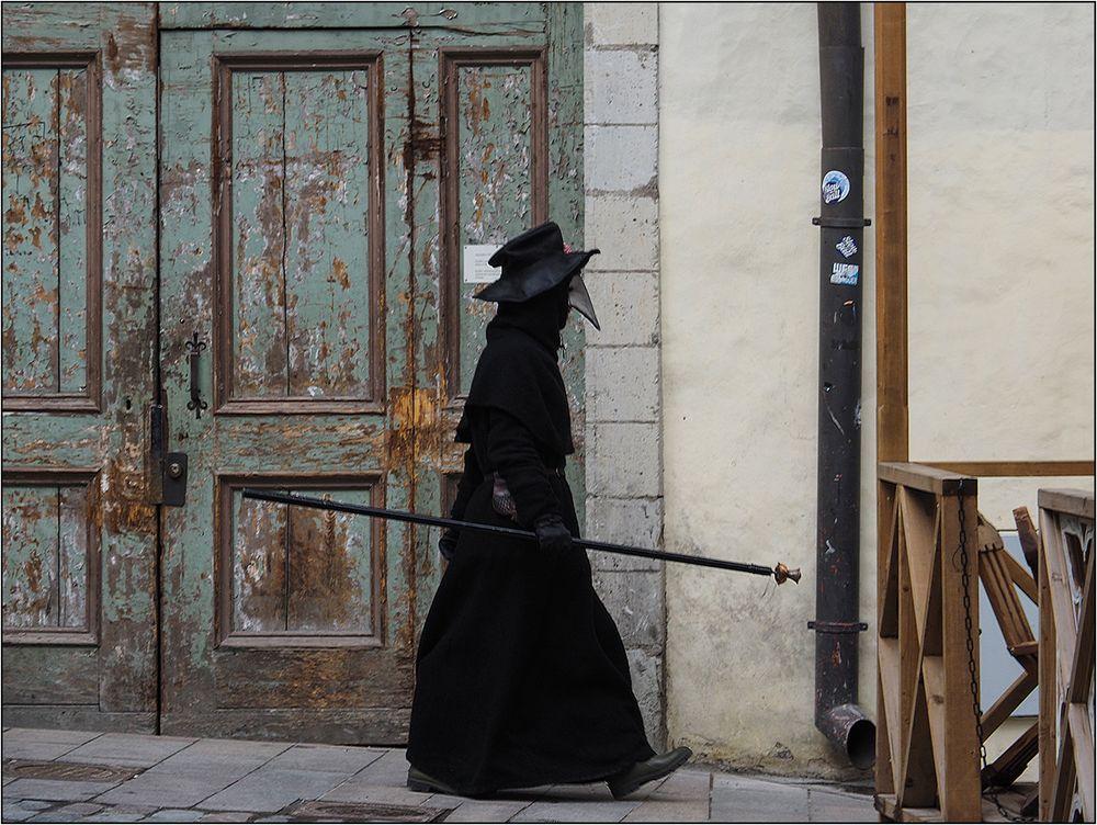 Die Pest in Tallinn?