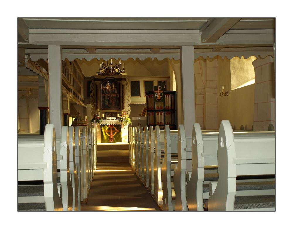 Die Petri und Andreae Kirche zu Hohenrode