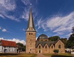 Die Pfarrkirche St. Blasius
