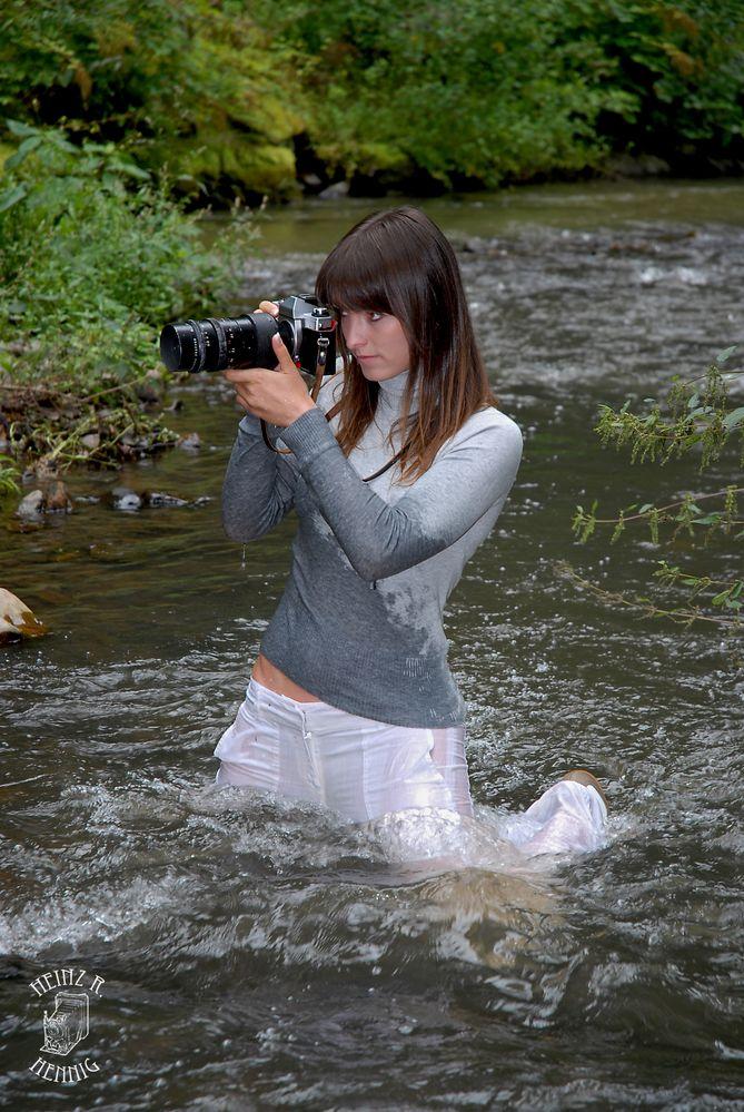 Die Photographin Foto & Bild | outdoor, wasser, wetlook