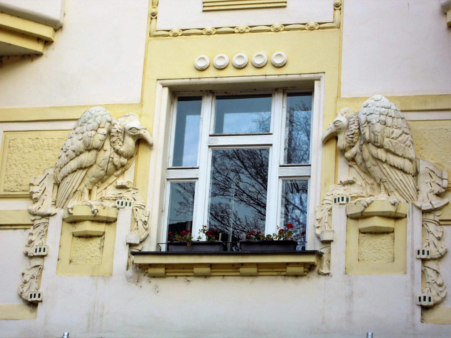 """Die """"Pleitegeier"""" von Prag."""