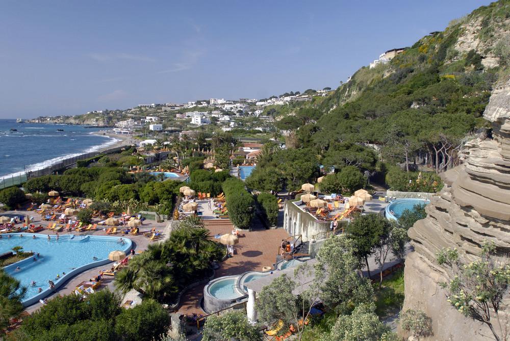 Die Poseidongärten auf Ischia