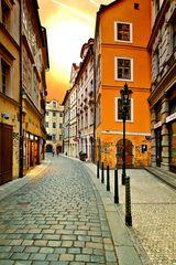 Die Prager Straße...