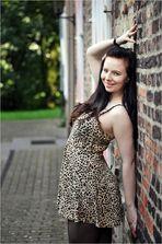 Die Prinzessin bezauberte am Sonntag in Leopard