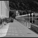 Die Promenade...