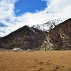 Die Pungyen Gompa nahe des Manaslu auf 4060 m Höhe (1)