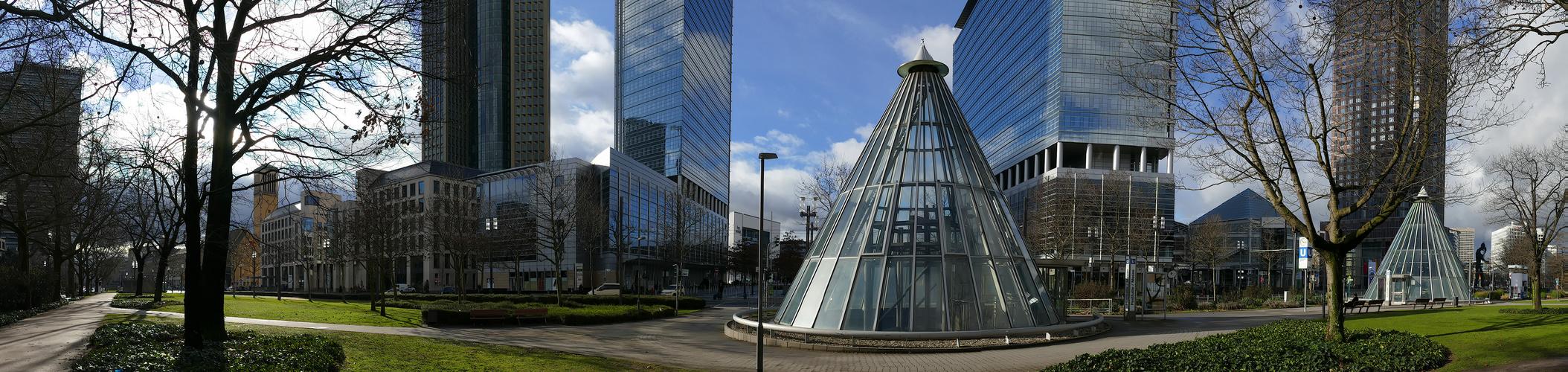 Die Pyramiden von Frankfurt