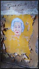 ...die Queen...
