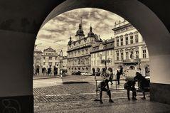 Die ratlosen DREI  - Prag -